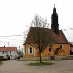 Nepperwitz, Ev. Pfarrkirche
