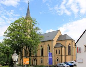 Neuhausen/Erzgebirge, Ev. Pfarrkirche