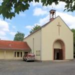 Neukieritzsch, Friedhofskapelle