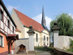 Ev. Pfarrkirche Neukirchen