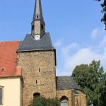 Ev. Pfarrkirche Neukirchen, Chorturm