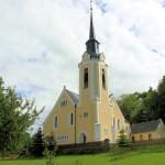 Neundorf, Ev. Pfarrkirche