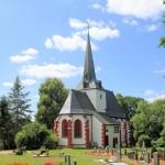 Niedergräfenhain, Ev. Pfarrkirche