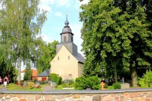 Lichtenau, Ev. Pfarrkirche Niederlichtenau