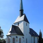 Niederrossau, Ev. Pfarrkirche