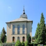 Niederstriegis, Ev. Pfarrkirche, Ostschluss