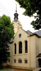 Niederwiesa, Ev. Pfarrkirche
