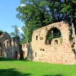 Kloster Nimbschen, Ansicht von Nordwesten