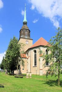 Oberbobritzsch, Ev. Nikolaikirche