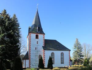 Obergräfenhain, Ev. St. Jakobuskirche