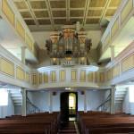 Obergräfenhain, Ev. St. Jakobuskirche, Orgel