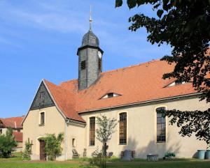 Ev. Pfarrkirche Obergruna