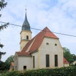 Oberreinsberg, Ev. Pfarrkirche