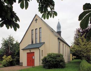 """Oederan, Katholische Kirche """"Maria von der immerwährenden Hilfe"""""""