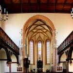 Oederan, Ev. Stadtkirche St. Marien, Chor