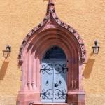Oederan, Ev. Stadtkirche St. Marien, Portal