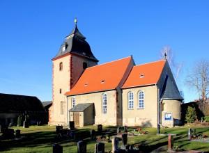 Oelzschau, Ev. Pfarrkirche