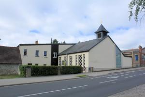 Oschatz, Kath. Kirche St. Hubertus