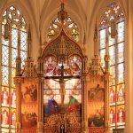 Stadtkirche St. Aegidien Oschatz, Altar
