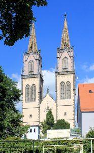 Stadtkirche St. Aegidien Oschatz