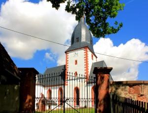 Ossa, Ev. Lutherkirche