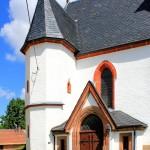 Ossa, Ev. Lutherkirche, Portal