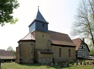 Ossig, Ev. Kirche
