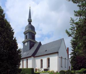 Ottendorf, Ev. Pfarrkirche