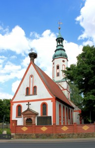 Otterwisch, Ev. Pfarrkirche