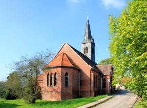 Papitz, Ev. Pfarrkirche
