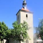 Paschwitz, Ev. Pfarrkirche