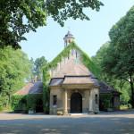 Paunsdorf, Friedhofskapelle