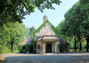 Friedhofskapelle Paunsdorf