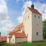 Paußnitz, Ev. Pfarrkirche
