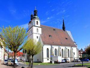 Pegau, Ev. Stadtkirche St. Laurentius