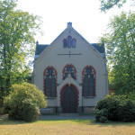 Plagwitz, Friedhofskapelle
