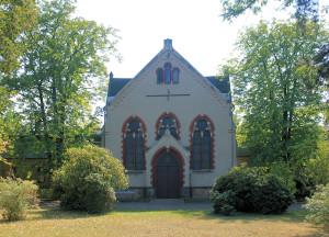 Friedhofskapelle Plagwitz
