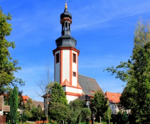 Plaußig, Ev. St. Martinskirche