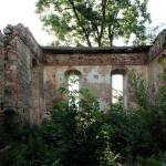 Pobles, Ev. Kirche, Schiff (Zustand 2011)