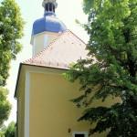 Pödelwitz, Ev. Pfarrkirche