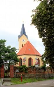 Pötzschau, Ev. Auferstehungskirche Großpötzschau