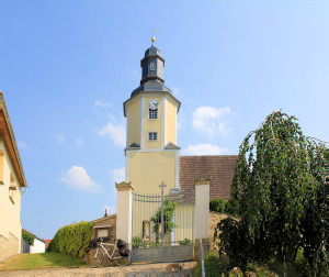 Pohlitz, Ev. Filialkirche