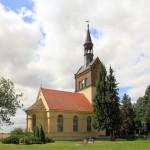 Polbitz, Ev. Pfarrkirche