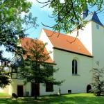 Pomßen, Ev. Pfarrkirche