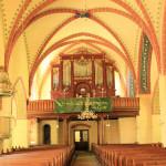 Prettin, Ev. Marienkirche, Orgel