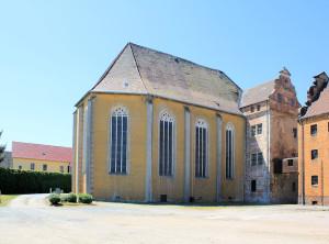 Prettin, Schlosskirche