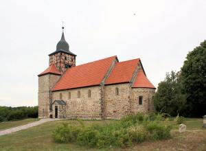 Pretzien, Ev. Thomaskirche