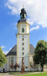Pretzschendorf, Ev. Pfarrkirche