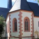 Prießnitz, Ev. St. Annenkirche, Chor