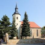 Prießnitz, Ev. Kirche